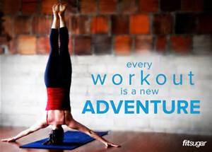 gym adventure