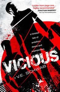 Vicious victoria schwab