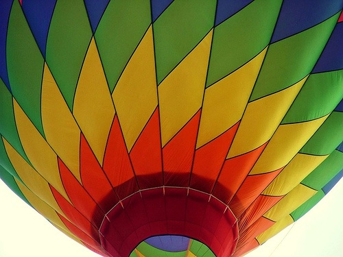 short story is a hot air balloon