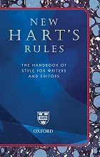 New Hart's Rules 7-6-14