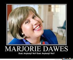 marjorie dawes