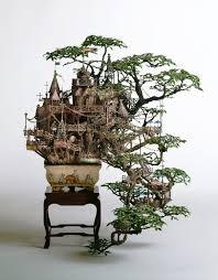 images3DE9EAGR Bonsai Tree Art by Takanori Aiba waycoolmusicblogspot.