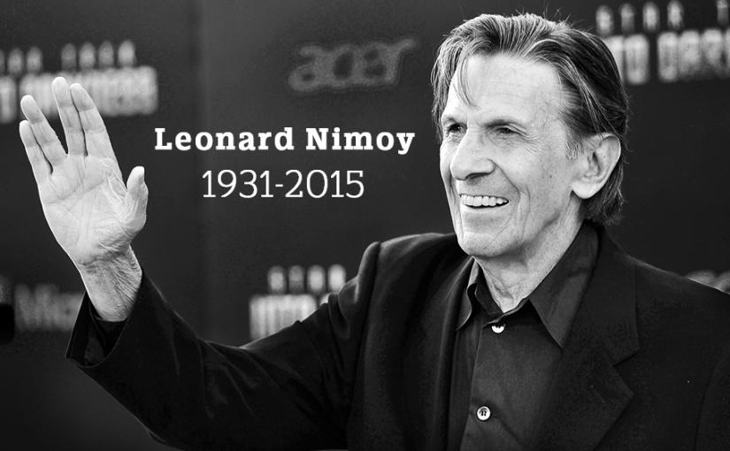 Leonard Nimoy, 'Star Trek's' Spock, Dies at83