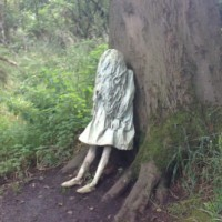 My Friday Image and Poem : The Weeping Girls - Laura Ford
