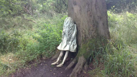 My Friday Image and Poem : The Weeping Girls – LauraFord