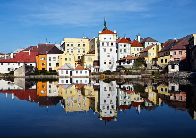 houses-670327_640 South Bohemia Czech republic