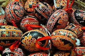 thZ5AV8VVR Czech republic easter eggs