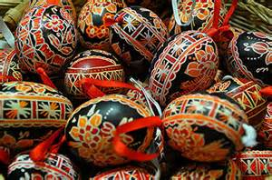 thZ5AV8VVR Czech republic easter eggs