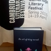 Cambridge Literary Festival: The Art of Being Normal by Lisa Williamson