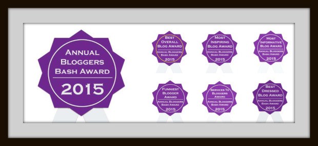 The Annual Bloggers Bash Annual Awards