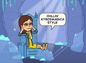 Chillin' in my Crystal hangout