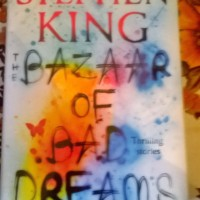 My Kyrosmagica Review of Bazaar of Bad Dreams by Stephen King