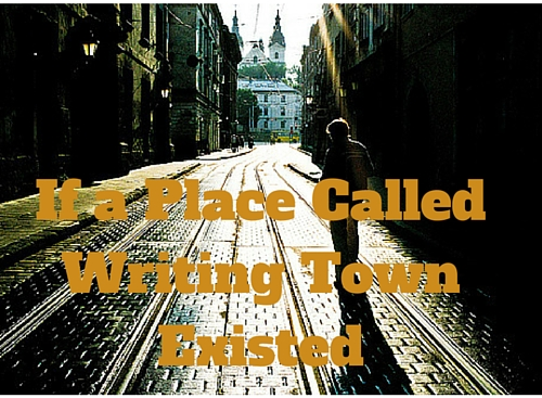 The Different Parts of Writing Town-2