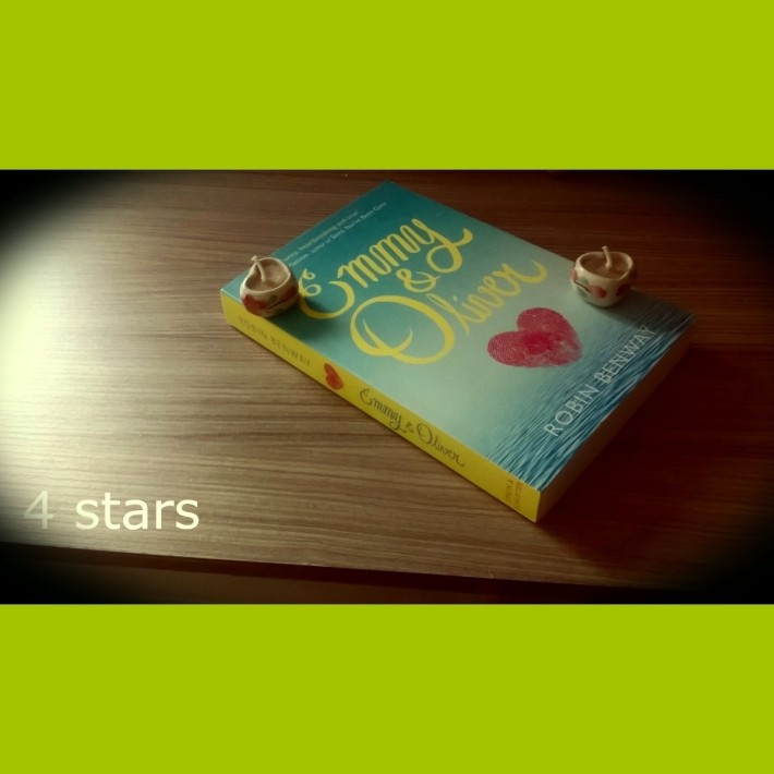 My Book Review of Emmy & Oliver by Robin Benway
