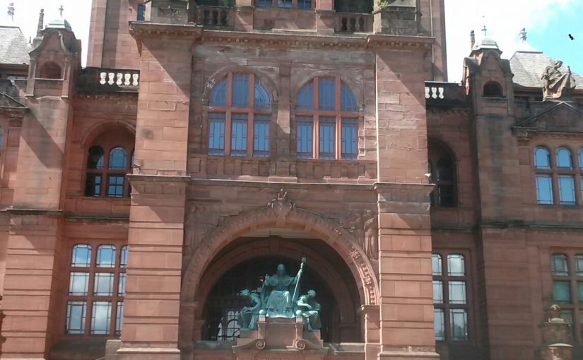 Glasgow Inspiring CityAward