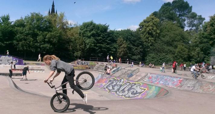 Glasgow University, Hogwarts and KelvingrovePark