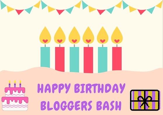 Happy Birthday Bloggers Bash