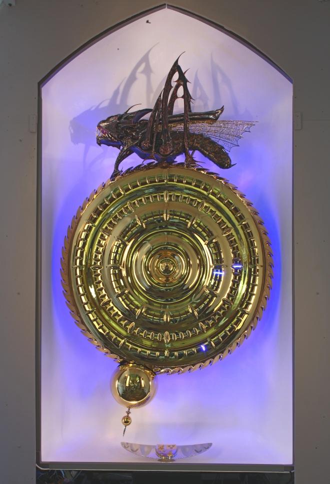 The Corpus Christi Chronophage (1)