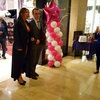 Rigby and Peller Fashion Show - Addenbrooke's Breast Cancer Appeal