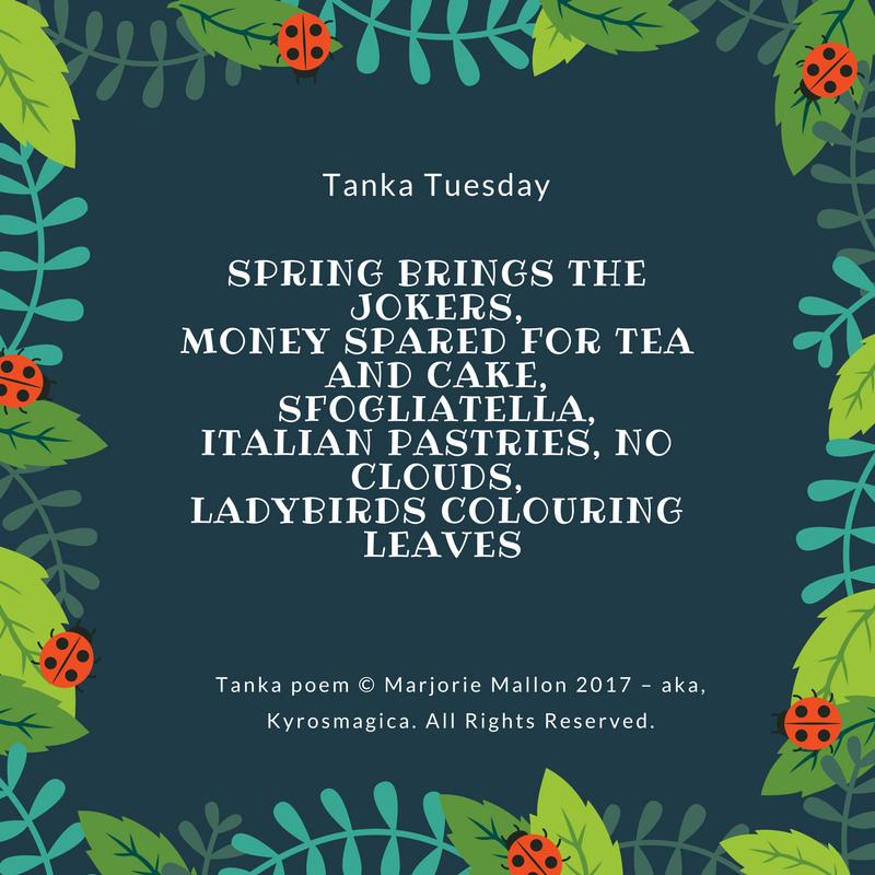 Tanka Tuesday (1)