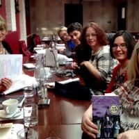 SCBWI: Lunchtime Social Self Publishing with Debra Edwards and Camilla Chester