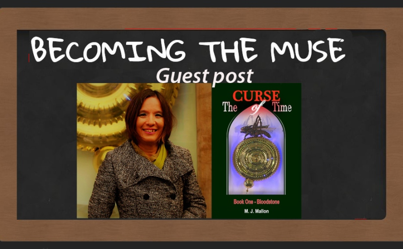 Of A Book Tour: The Curse Of Time