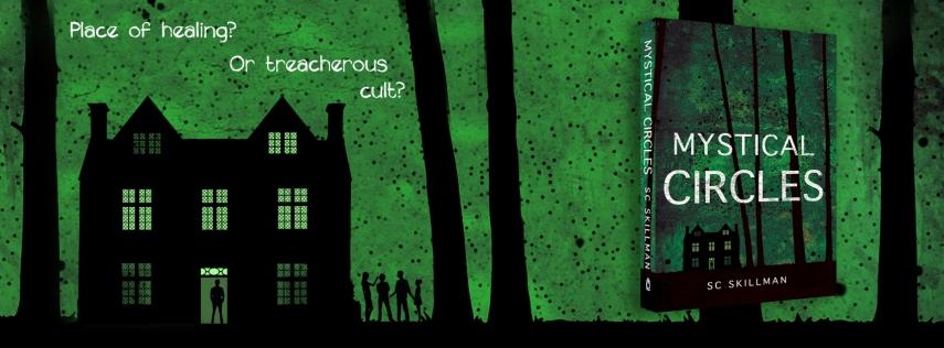 Mystical Circles Facebook cover image4