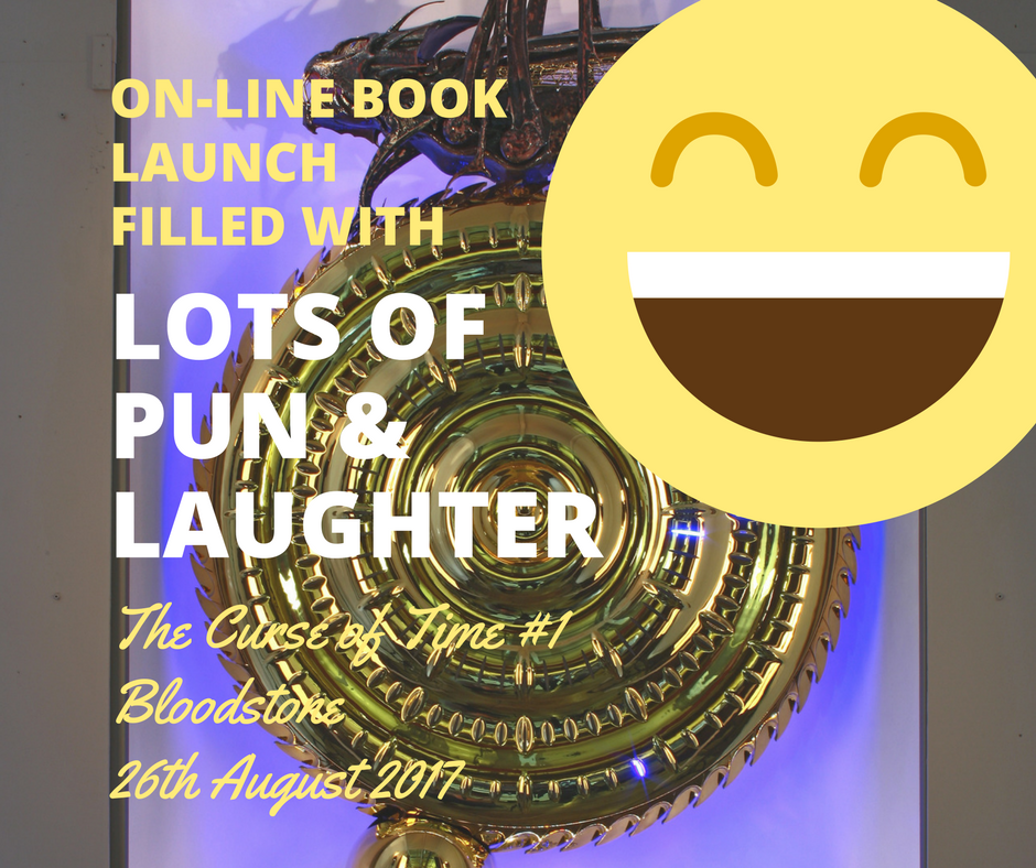On-Line Book Launchfilled with
