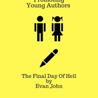 Promoting Young Authors - Evan John #Swansea