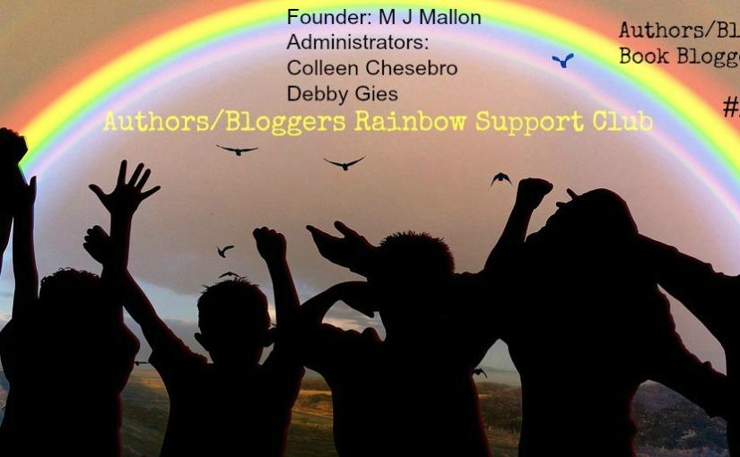 #SundayBlogShare Authors Bloggers Rainbow Support Club#ABRSC