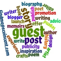 Be my guest? Guest posts