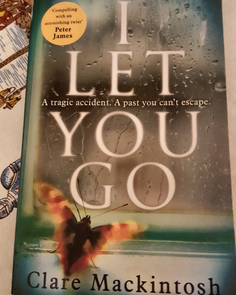 My #Book Review of I Let You Go by Clare Mackintosh