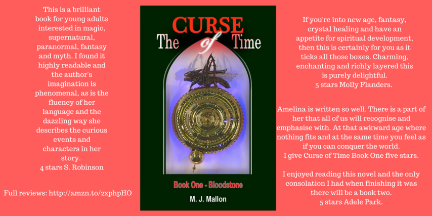 Review Quotes_This is a brilliant book for young adults interested in magic, supernatural, paranormal, fa