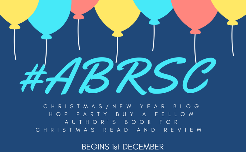 #ABRSC Christmas/New Year Blog Hop Party December 1st!!!