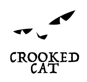 Crooked Cat Logo