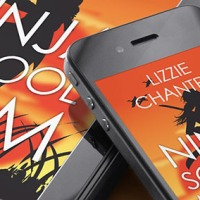 Book Launch: Ninja School Mum by Lizzie Chantree #ABRSC