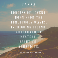 "Colleen's Weekly #Tanka Tuesday #Poetry Challenge No. 68, ""Myth & Write,"" #SynonymsOnly"