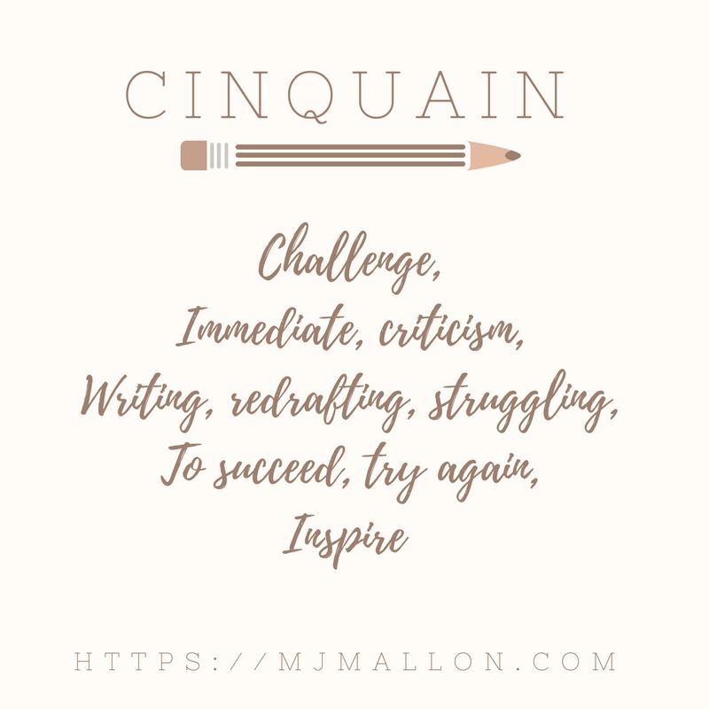 Copy of Cinquain