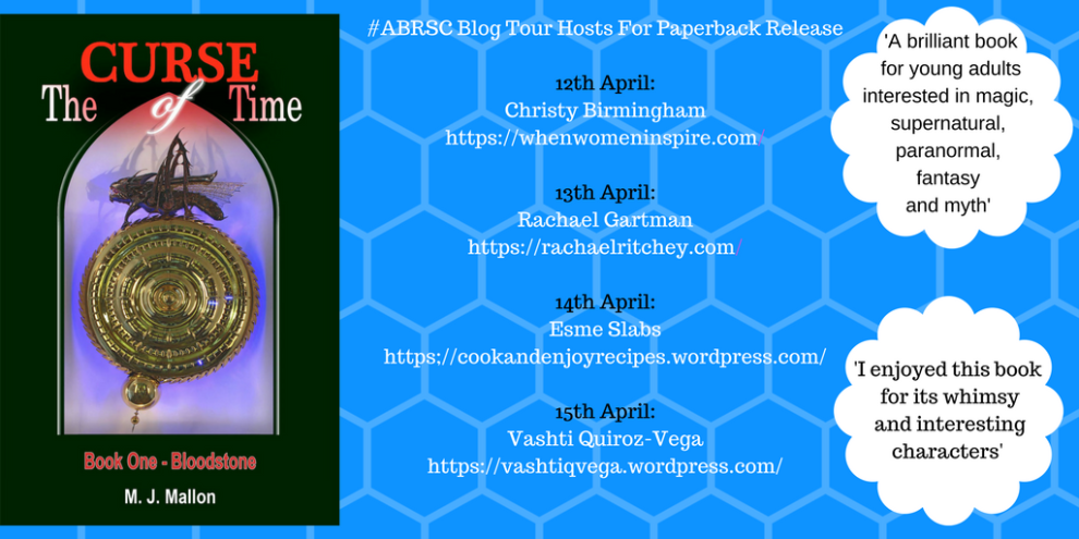 Blog Tour Hosts