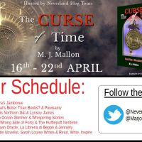 #BlogTour #Giveaway The Curse of Time #1 Bloodstone #ABRSC