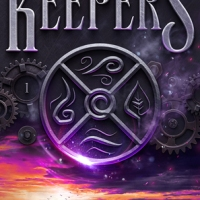 #YA #Fantasy #Book #Review - Keepers by Sacha De Black