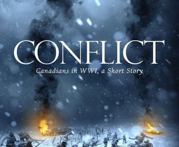 #RRBC #RWISA Review: Conflict by EricHalpenny