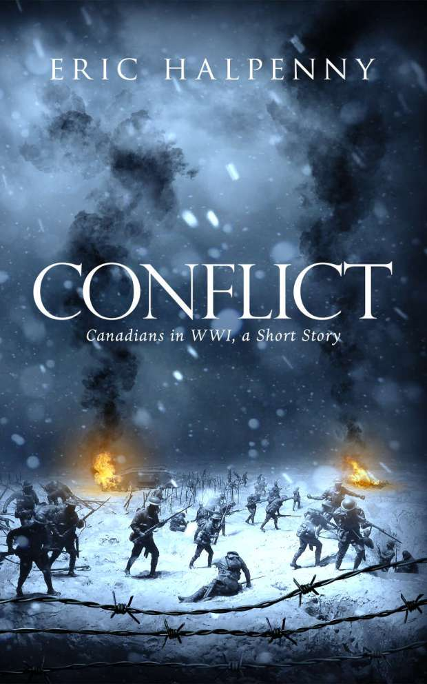 conflict-by-eric-halpenny