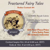 Rodeo #4: Fractured Fairy Tales: Goldilocks Hates Chocolate
