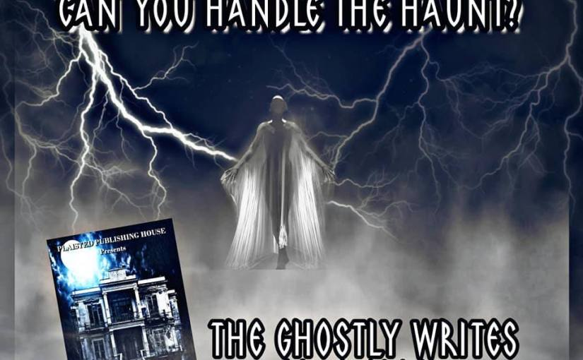 Ghostly Writes Anthology 2018