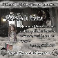 Author Feature: Mary R.Woldering - Ghostly Writes Anthology 2018