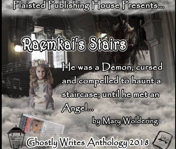 Author Feature: Mary R.Woldering – Ghostly Writes Anthology2018