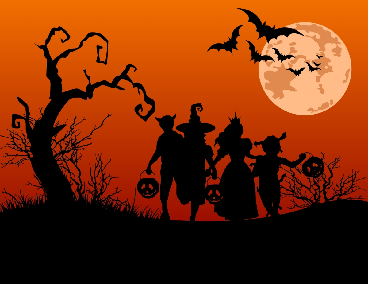 4th Halloween Poem Contest – 1st Group Of Submitted Poems —