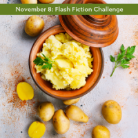 Carrot Ranch November 8 Flash Fiction Challenge #Flash #Fiction #Superpower