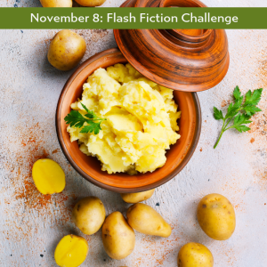 Carrot Ranch November 8 Flash Fiction Challenge #Flash #Fiction#Superpower